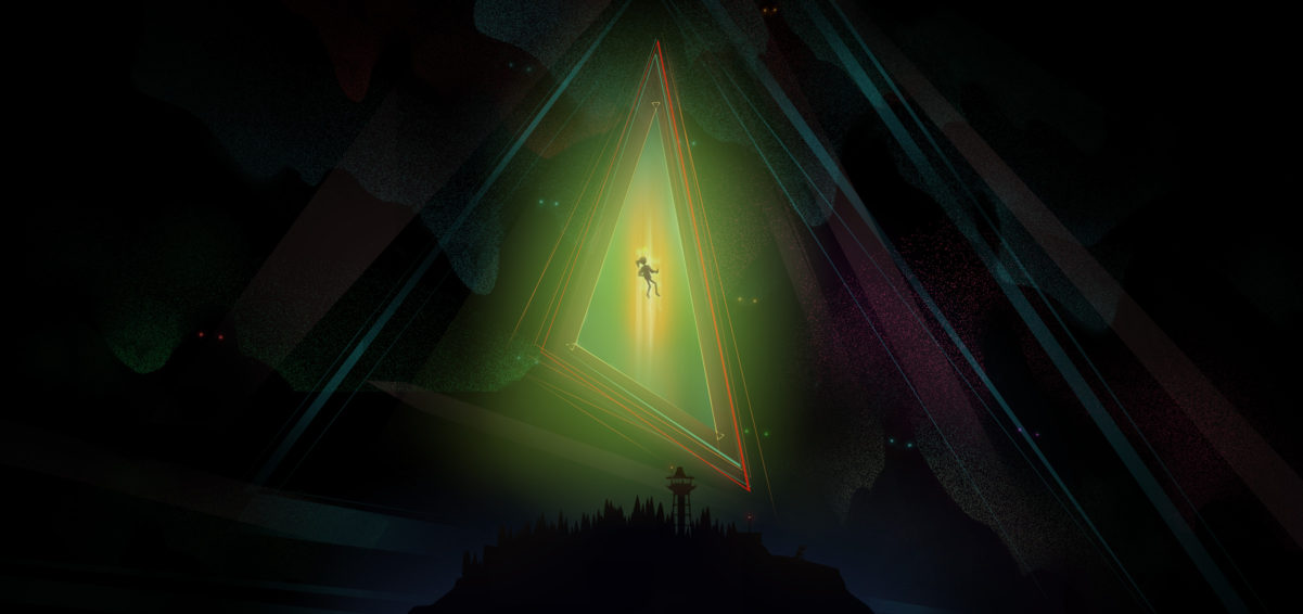 Night School Studio's video game Oxenfree