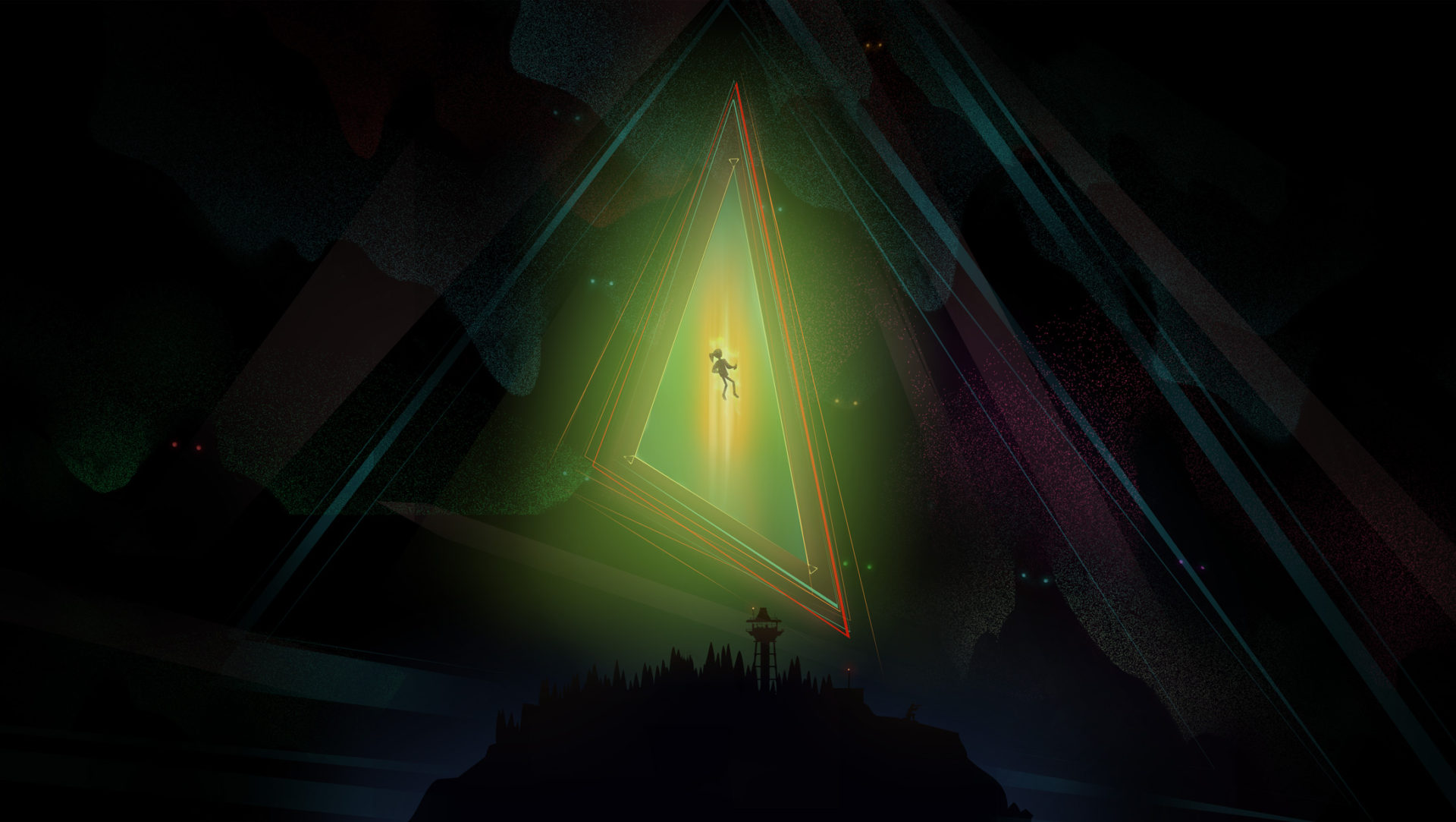 Oxenfree wallpaper