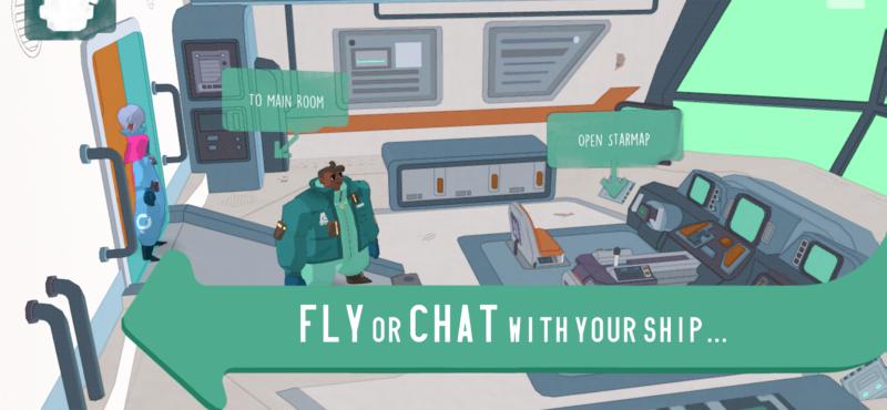 FlyOrChatWithYourShip